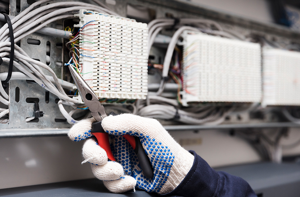 Elektrische Installationen